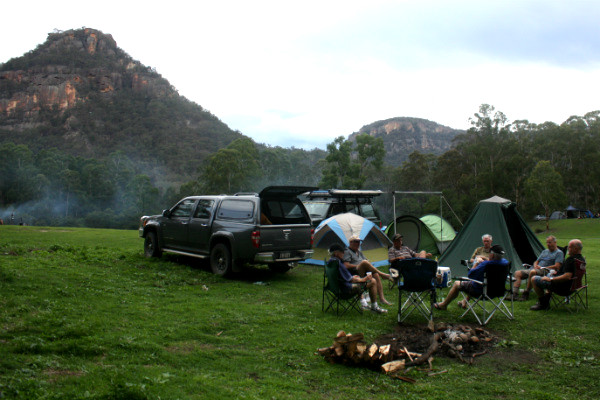 Men's 4WD weekend