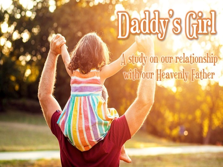 Women's Church theme Daddy's Girl