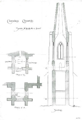 About history building Steeple Plans 400x