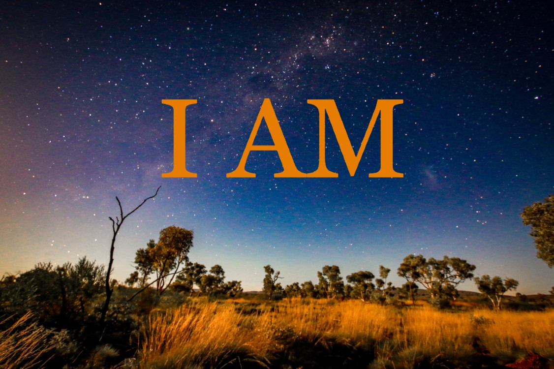 Women's Church theme I AM